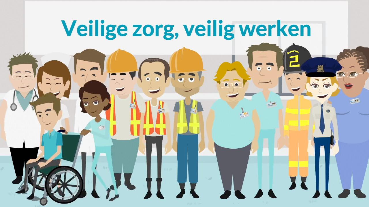 Veilige zorg veilig werken